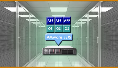 Server virtualisation solutions
