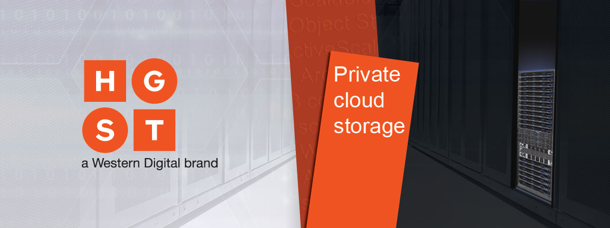 ActiveScale P100 Private Cloud Storage