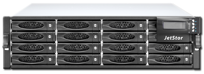 Fibre Channel RAID arrays and SAN storage