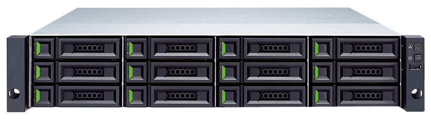 JetStor 12 bay array